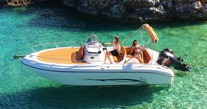 Location yacht à Tsilivi - Ranieri Shadow 23 sur SamBoat