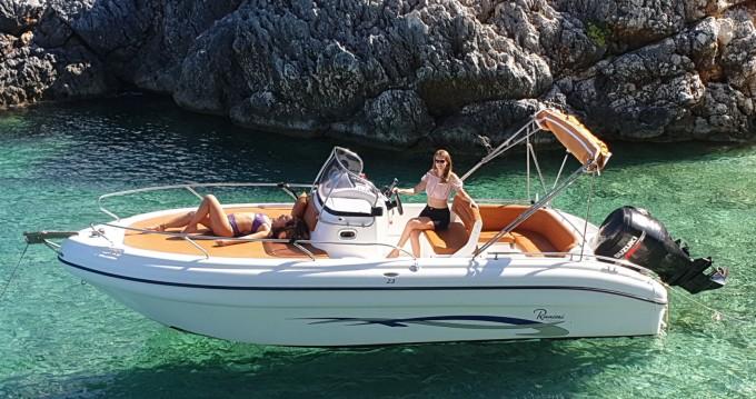 Location bateau Ranieri Shadow 23 à Tsilivi sur Samboat