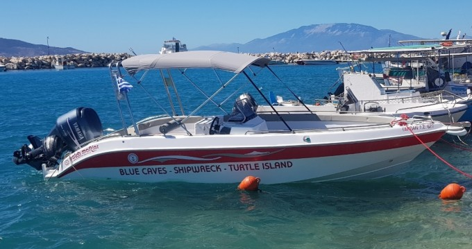 Location bateau Alikanás pas cher GT 23