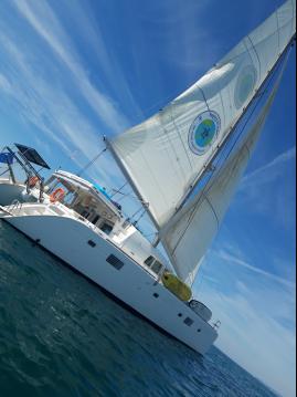 Location bateau Montpellier pas cher Lagoon 500