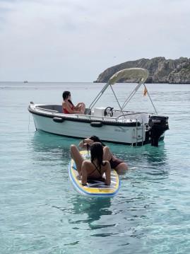 Location bateau Badia de Santa Ponça pas cher Sylver 495