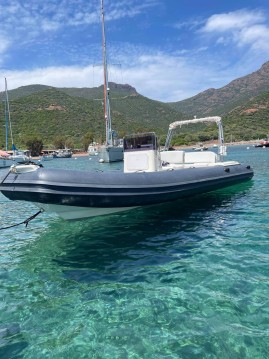 Location bateau Ajaccio pas cher BSC 61