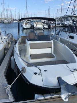 Location yacht à Canet-en-Roussillon - Quicksilver Activ 675 Open sur SamBoat