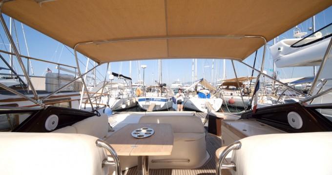 Location bateau Cannes pas cher Arcoa 42 Open