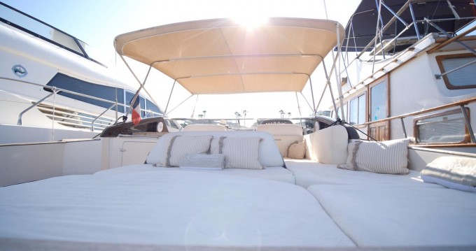 Location yacht à Cannes - Arcoa Arcoa 42 Open sur SamBoat
