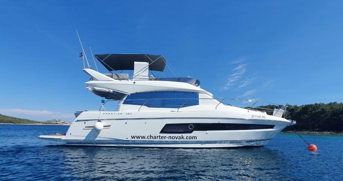 Location yacht à Biograd na Moru - Jeanneau Prestige 460 Fly sur SamBoat