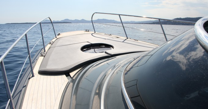 Location bateau Nuova Jolly Prince 35 Sport Cabin à Juan-les-Pins sur Samboat