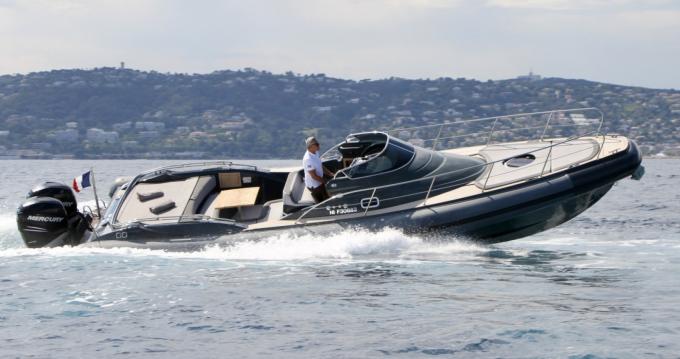 Location yacht à Juan-les-Pins - Nuova Jolly Prince 35 Sport Cabin sur SamBoat