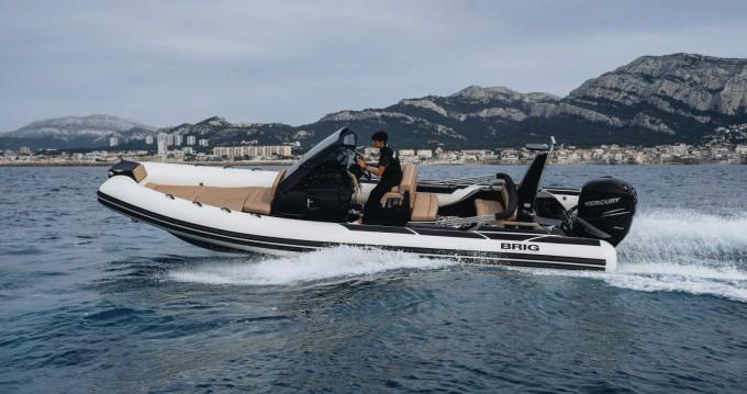 Location Semi-rigide à Marseille - Brig Eagle 8