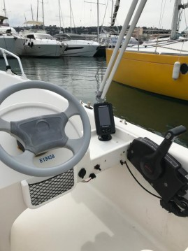 Location bateau Cannes pas cher Quicksilver 440 Fish