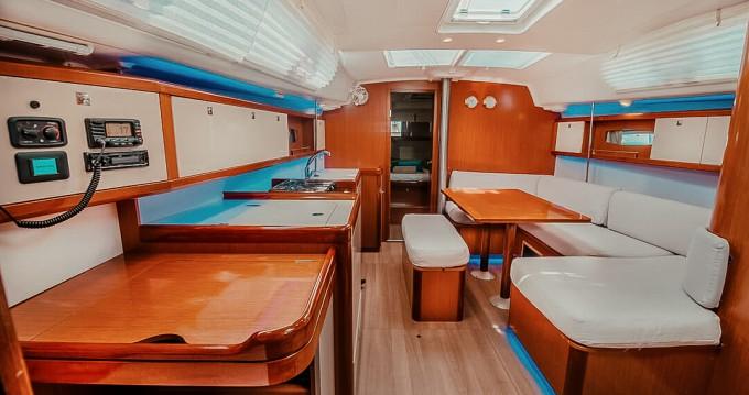 Location yacht à Sibenik - Bénéteau Oceanis 40 sur SamBoat
