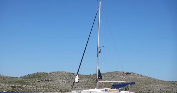 Location yacht à Zadar - Jeanneau Sun Odyssey 32i sur SamBoat