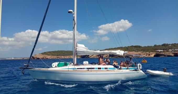 Nautor Swan swan 40 entre particuliers et professionnel à Palma de Majorque