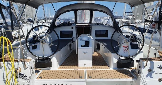 Location yacht à Biograd na Moru - Jeanneau Sun Odyssey 410 sur SamBoat