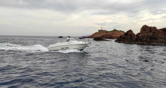 Location yacht à Saint-Raphaël - Jeanneau Leader 605 sur SamBoat