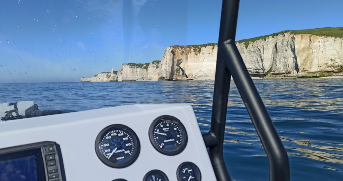 Location bateau Highfield Patrol 540 à Le Havre sur Samboat