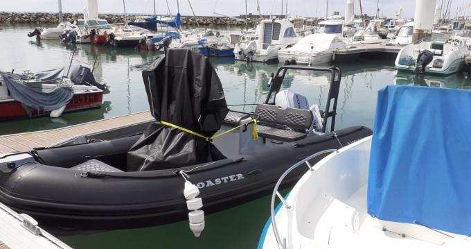Location bateau Le Havre pas cher Patrol 540