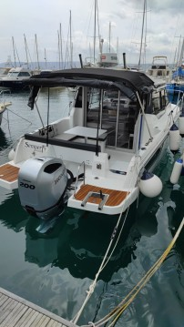 Location bateau Crikvenica pas cher Merry Fisher 795
