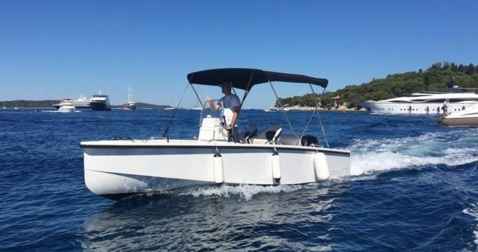 Location yacht à Crikvenica - OCEANTEC OPTIMUS 575 sur SamBoat