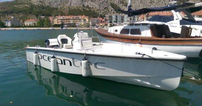 Location bateau OCEANTEC OPTIMUS 575 à Crikvenica sur Samboat