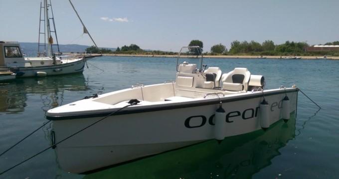 Location bateau Crikvenica pas cher OPTIMUS 575