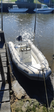Location bateau Arcachon pas cher Pro open 6.50