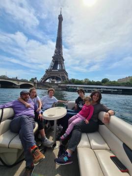 Louer Bateau à moteur avec ou sans skipper SUNCHASER à Paris