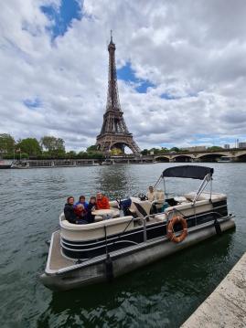 SUNCHASER TRAVERSE 750 entre particuliers et professionnel à Paris