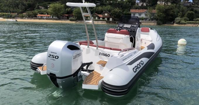 Louez un Grand Boats Golden Line G750L à Cap Ferret
