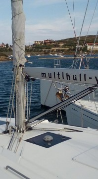 Location yacht à Athènes - Hanse Hanse 385 sur SamBoat