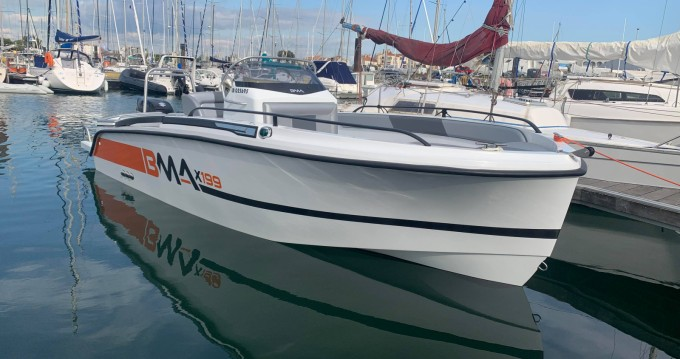 Location bateau BMA BMA X199 à La Rochelle sur Samboat