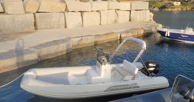 Location yacht à Algajola - Capelli Tempest 530 sur SamBoat