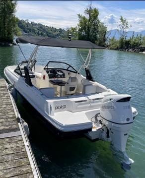 Location bateau Bayliner VR4OE à Aix-les-Bains sur Samboat