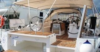 Location Voilier à Marina di Portorosa - Dufour Dufour 560 Grand Large