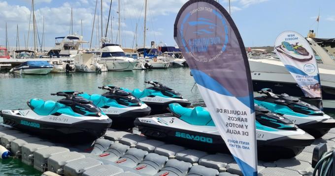 Location yacht à Fuengirola - Yamaha Cruiser sur SamBoat