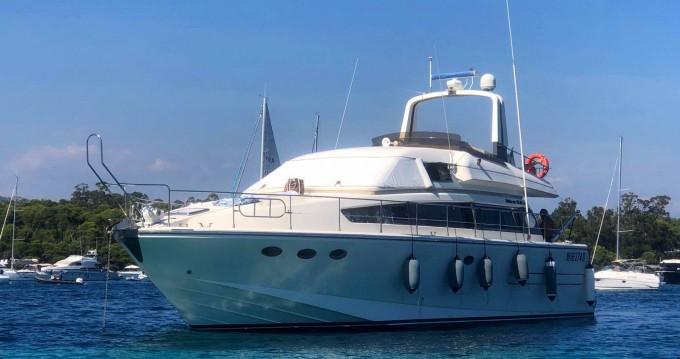 Location Yacht à Antibes - Technema Posillipo 52