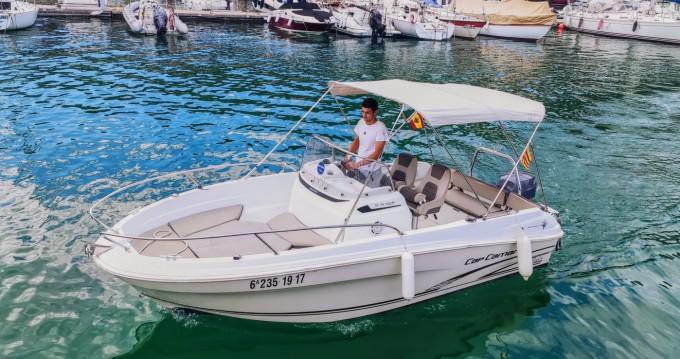 Location bateau Jeanneau Cap Camarat 5.5 CC Style à l'Estartit sur Samboat