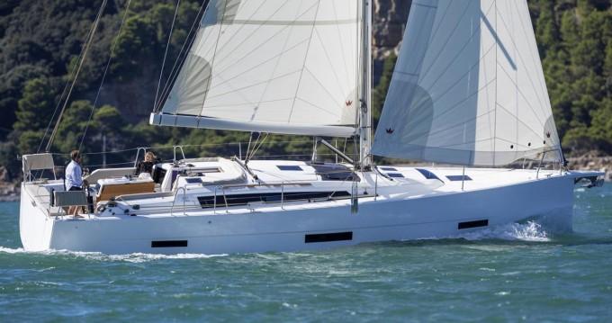 Location bateau Trogir pas cher Dufour 430
