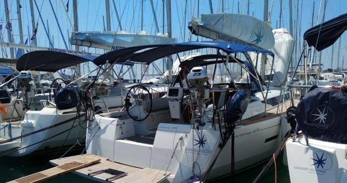 Jeanneau Sun Odyssey 419 entre particuliers et professionnel à Gouviá