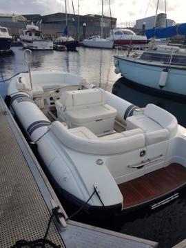 Location bateau Zadar pas cher Jet Tender 21