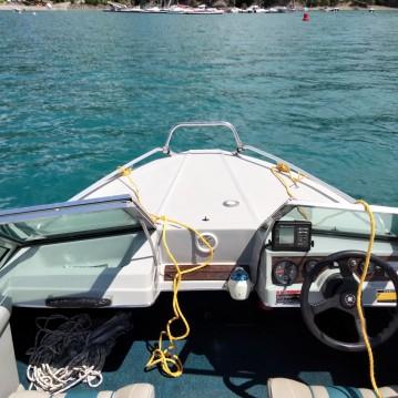 Louer Bateau à moteur avec ou sans skipper Glastron à Chorges