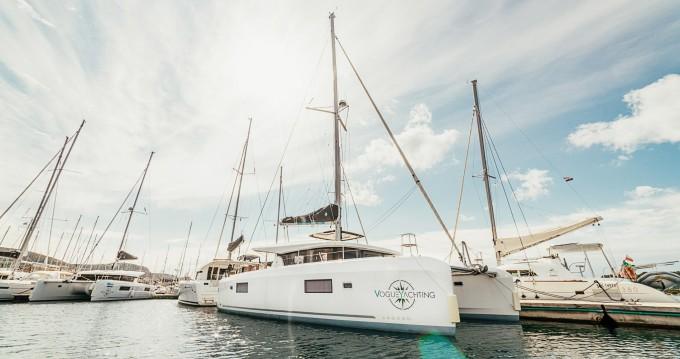 Location yacht à Sibenik - Lagoon Lagoon 42 sur SamBoat
