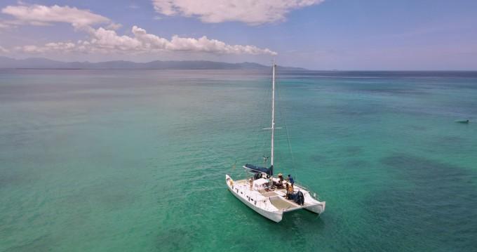 Location Catamaran Wharram avec permis