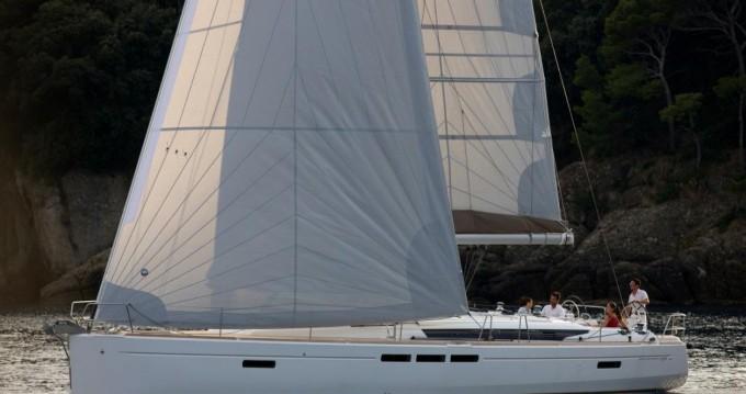 Location Voilier à Île d'Ibiza - Jeanneau Sun Odyssey 509