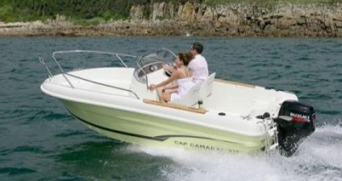 Louez un Jeanneau Cap Camarat 515 Style à Gruissan