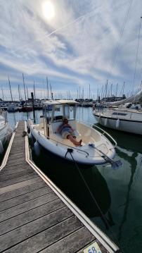 Location bateau La Flotte pas cher Ostrea 600
