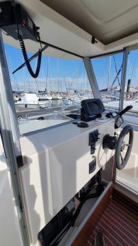 Location bateau Ocqueteau Ostrea 600 à La Flotte sur Samboat