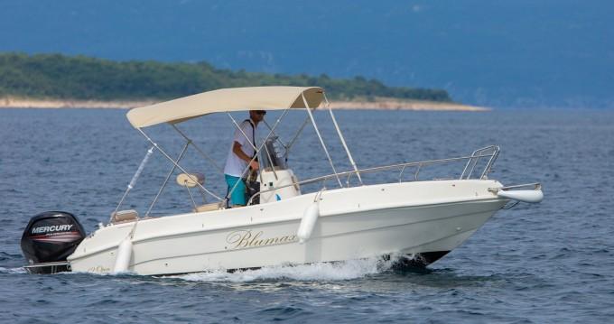Location bateau Malinska pas cher 550 Open