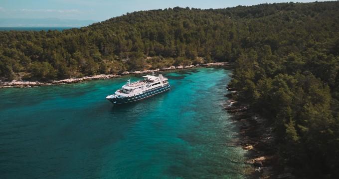 Location Yacht à Split -  Motoryacht