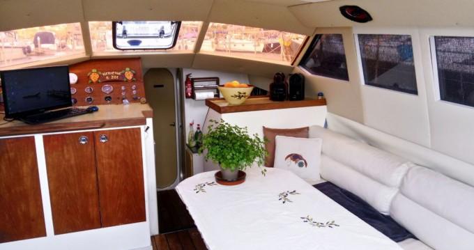 Location bateau Porquerolles pas cher Guy Couach 1600 V
